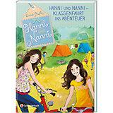 Hanni und Nanni: Klassenfahrt ins Abenteuer