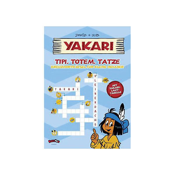 yakari tipi, totem, tatze  kreuzworträtsel, derib job  ~ Geschirr Yakari