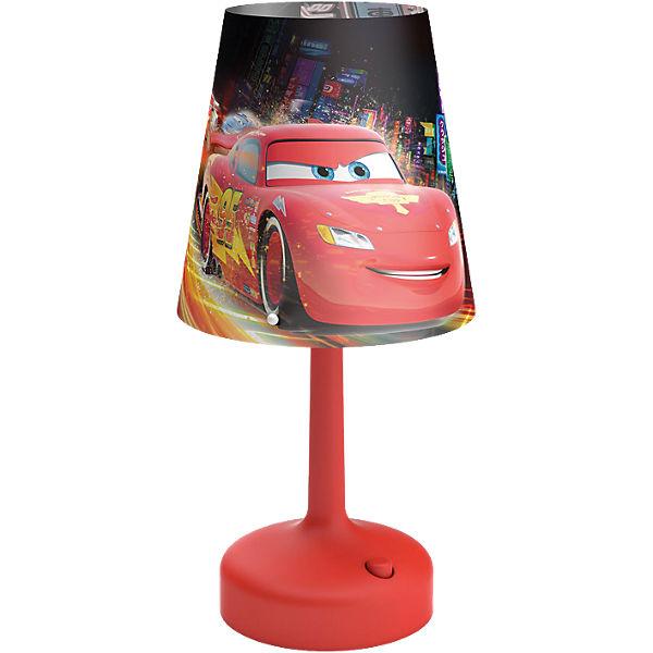 tragbare led nacht tischleuchte cars disney cars mytoys. Black Bedroom Furniture Sets. Home Design Ideas