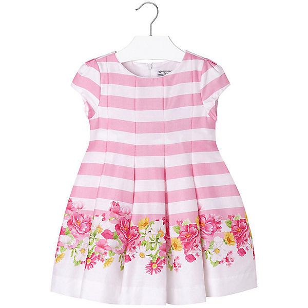 Платье для девочки Mayoral - фиолетовый