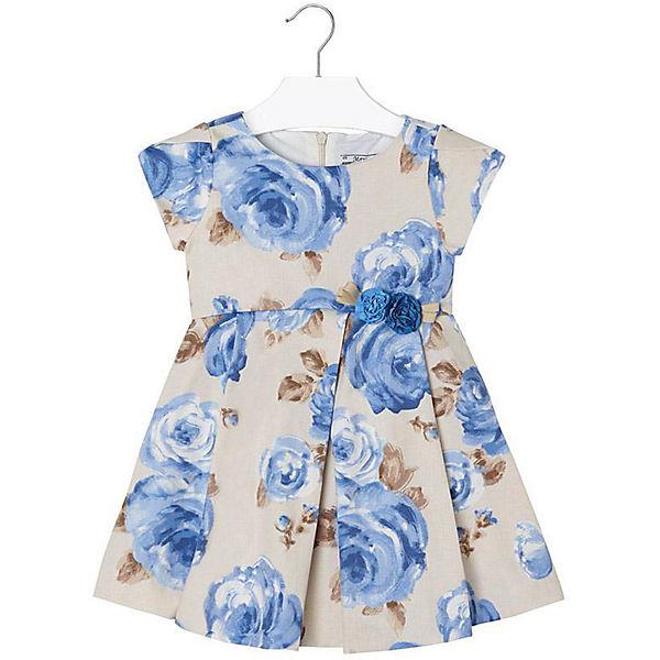 Платье для девочки Mayoral - голубой