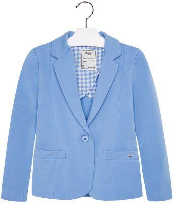 Пиджак для девочки Mayoral - синий