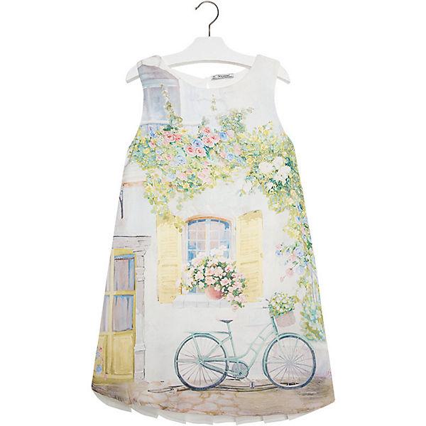 Платье для девочки Mayoral - желтый