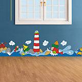 Bordüre Meer, selbstklebend, 200 x 30 cm