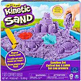 Kinetic Sand Box Set, lila