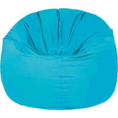 Outdoor-Sitzsack Donut, Plus, aqua