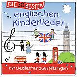 CD Die 30 besten englischen Kinderlieder