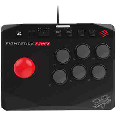 PS4 Street Fighter V Fightstick Alpha (PS3 kompatibel)