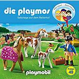 CD Die Playmos 49 - Sabotage auf dem Bauernhof