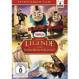DVD Thomas & Seine Freunde - Sodors Legende vom verlorenen Schatz