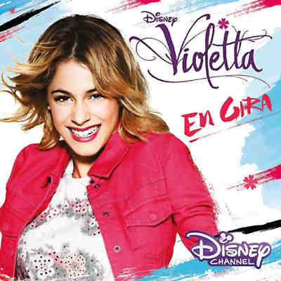 CD Violetta - En Gira (Soundtrack zu Staffel 3)