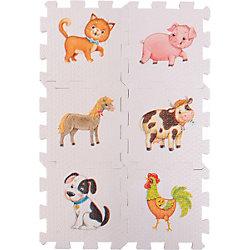 "Кубик EVA ""Домашние животные"