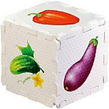 """Кубик EVA """"Овощи"""""""
