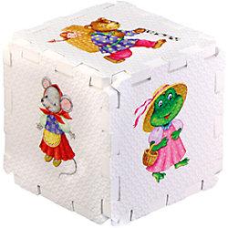 """Кубик EVA """"Сказочные животные"""