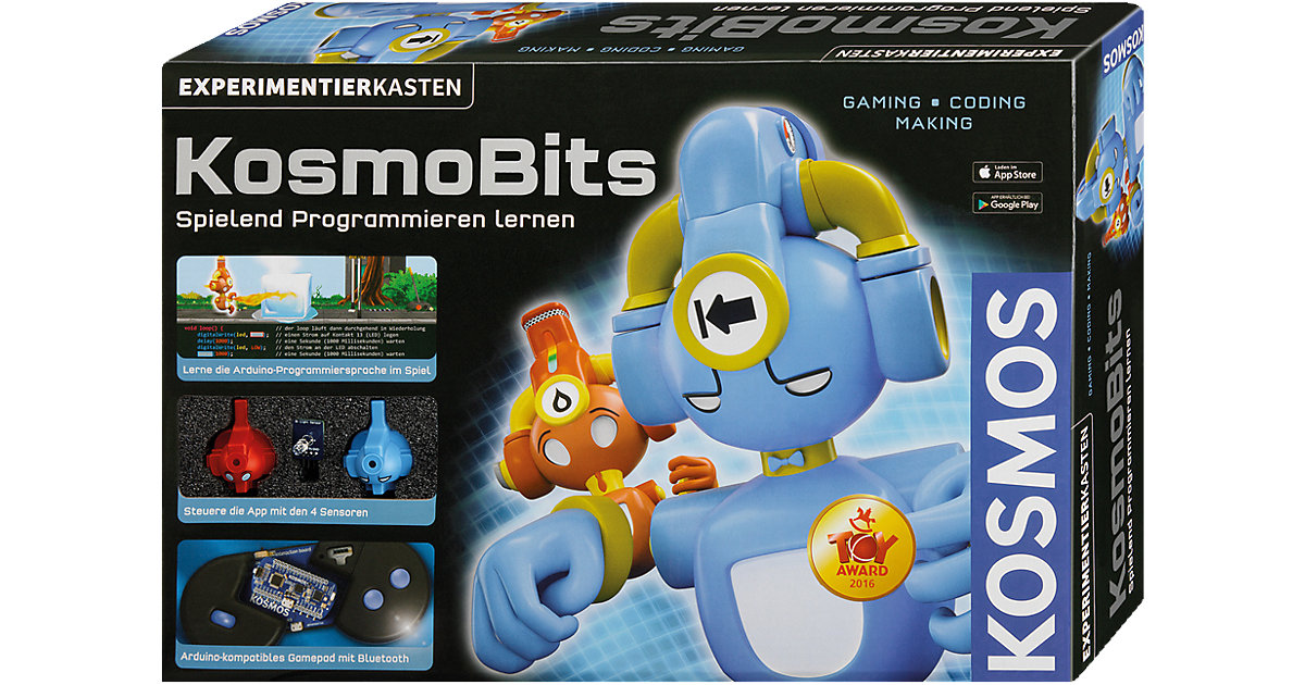 Experimentierkasten KosmoBits