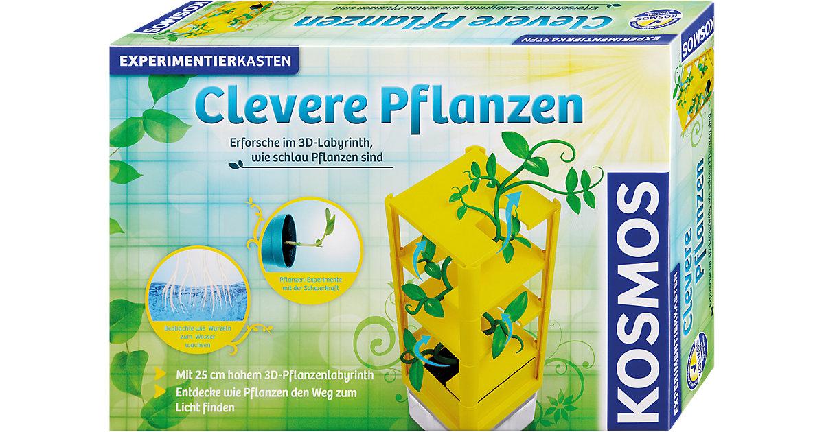 Experimentierkasten Clevere Pflanzen