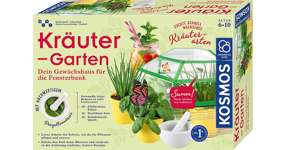 Experimentierkasten Kräutergarten