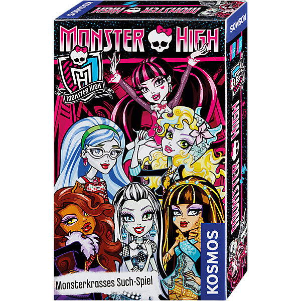 Monster High (Mitbringspiel)