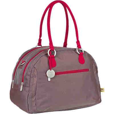 Wickeltasche Bowler Bag, Gold Label, Metallic flaming
