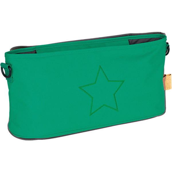 Buggy Organizer, Star deep green