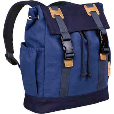 Wickelrucksack Little One & Me Backpack small, blue