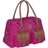 Wickeltasche Vintage Metro Bag, Paisley pink