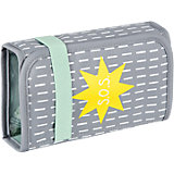 Erste-Hilfe-Täschchen unbefüllt, First Aid Kit, S.O.S. mid grey
