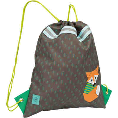 Sportbeutel 4kids, String Bag, Little Tree Fox