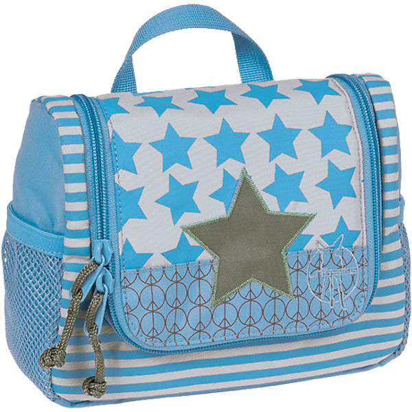 Kulturbeutel 4kids, Mini Washbag, Starlight olive