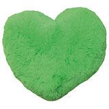"Зеленая подушка ""Сердце"" 30*35 см"