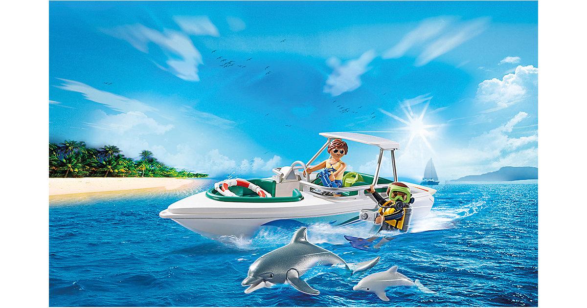 PLAYMOBIL® 6981 Tauchausflug mit Sportboot