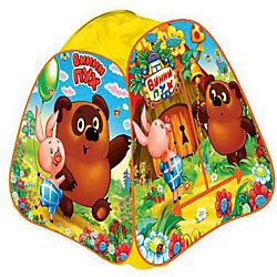 """Палатка """"Винни Пух"""", в сумке, Играем вместе"""