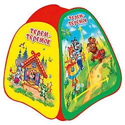 """Палатка """"Теремок"""", в сумке, Играем вместе"""