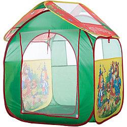 """Палатка """"Теремок"""" (большая), в сумке, Играем вместе"""