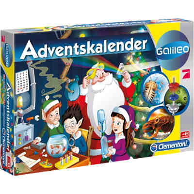 Galileo Adventskalender