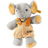 Steiff 240256 Trampili Elefant grau/orange 24 cm