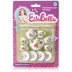 """Керамическая посудка """"Чай вдвоем"""", EstaBella"""