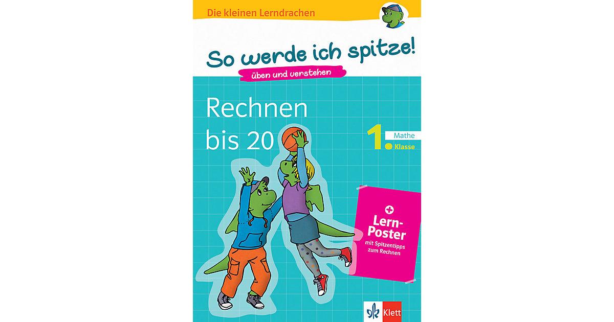 Buch - Mein Übungsheft Rechnen bis 20, 1. Klasse