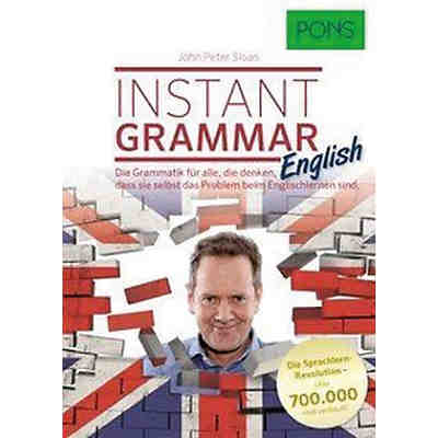 PONS Instant Grammar English