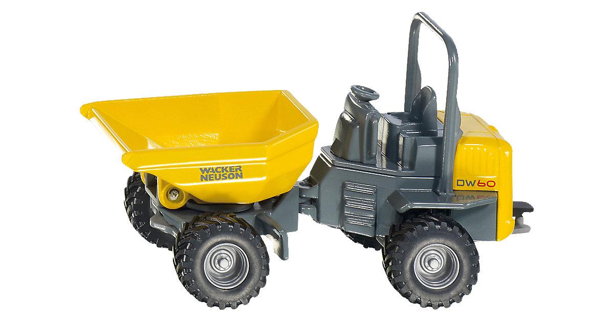 3509 Wacker Neuson DW60 Dumper 1:50