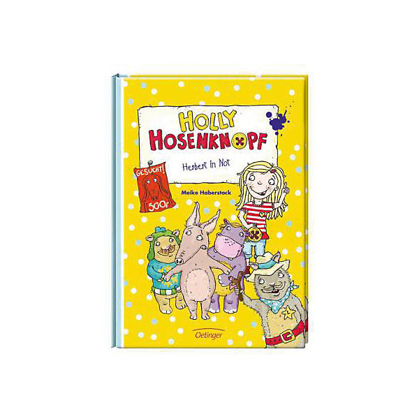 Holly Hosenknopf: Herbert in Not