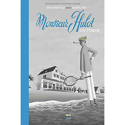 Monsieur Hulot am Strand