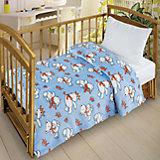 Плед  Велсофт-беби в кроватку 98*130 см