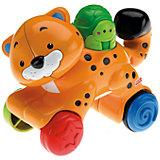 Игрушка инерционная Веселые животные, Fisher-Price