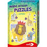 Meine ersten Puzzles - Savanne