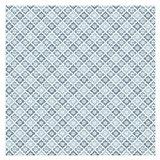 Spannbettlaken Petit Tile, Blue, Perkal, 90x200 cm