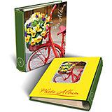 """Фотоальбом """"Велосипедная прогулка"""" 50 листов"""