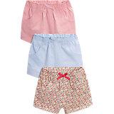 NEXT Shorts 3er-Pack  für Mädchen