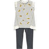 NEXT Set T-Shirt + Leggings für Mädchen