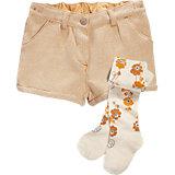 NEXT Set Shorts + Strumpfhose für Mädchen